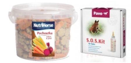 Obrázek pro kategorii Pamlsky, potřeby pro koně