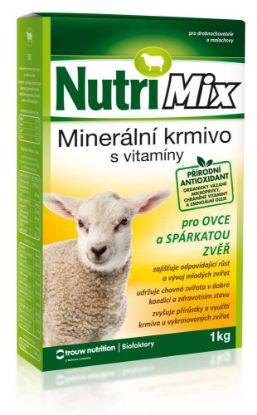 Obrázek Nutri Mix OVCE a SPARKATÁ ZVĚŘ 1 kg