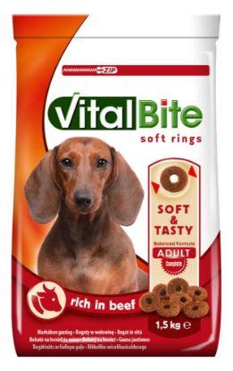 Obrázek VitalBite soft rings hovězí 1,5 kg