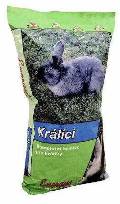 Obrázek Energys Klasik králík (bez kokc,výkrm) 25 kg