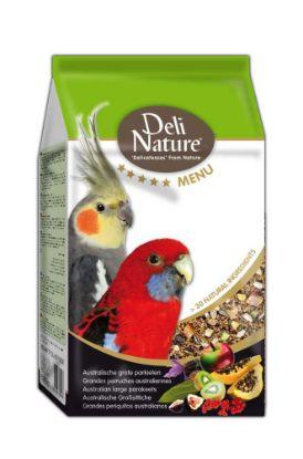 Obrázek Deli Nature 5 Menu australský papoušek 800 g