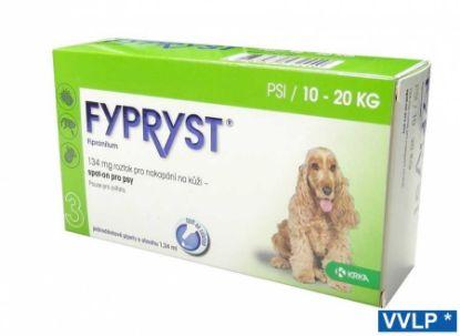Obrázek Fypryst spot-on pes M 10-20 kg