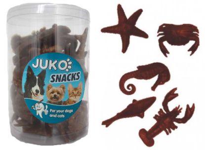 Obrázek Krabí plody moře JUKO SNACKS (30 ks)