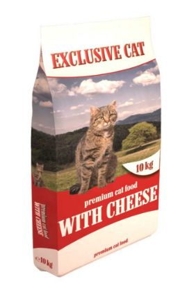 Obrázek DELIKAN Cat with Cheese 10 kg