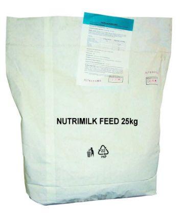 Obrázek Nutrimilk feed - mléko pro hospodářská zvířata 25 kg