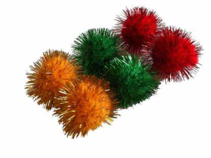 Obrázek Míček ježek měkký 4 cm