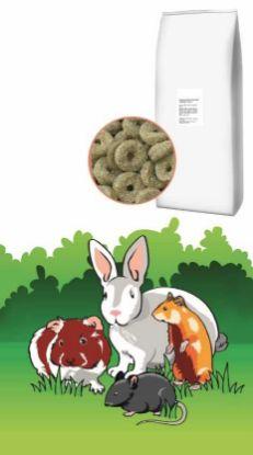 Obrázek Vojtěškové kroužky králík a hlodavec 12 kg