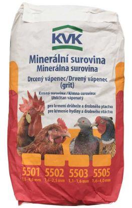 Obrázek Vápenný grit KVK 25 kg