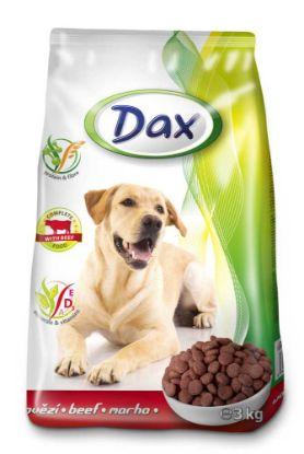 Obrázek Dax Dog granule hovězí 3 kg