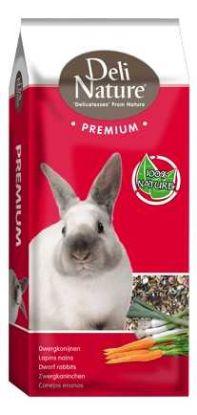 Obrázek Deli Nature Premium králík 15 kg
