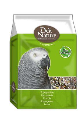 Obrázek Deli Nature Premium PARROTS velký papoušek 3 kg