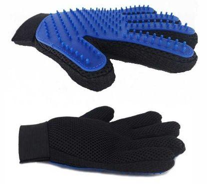 Obrázek Vyčesávací rukavice