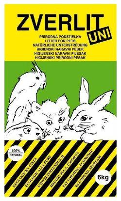 Obrázek ZVERLIT UNI zelený univerzální podestýlka 6 kg