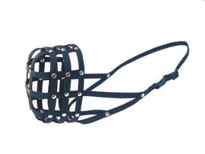 Obrázek Náhubek popruh nylon staford, cane corso