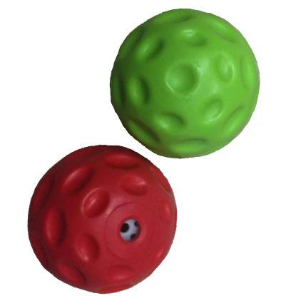 Obrázek Hračka pes - plovací míček se zvukem