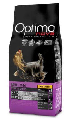 Obrázek OPTIMAnova Dog Adult Mini Chicken & Rice 12 kg