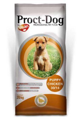 Obrázek Proct-Dog Puppy Chicken 20 kg