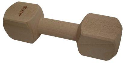 Obrázek Aportovací činka dřevěná JUKO L 650 g