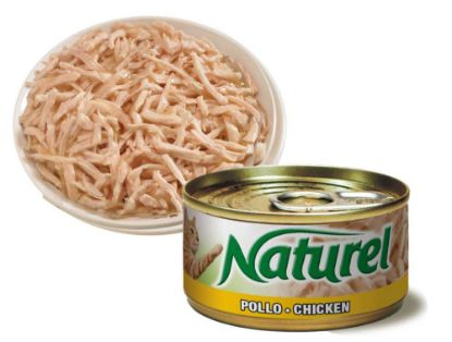 Obrázek Naturel Cat Chicken, konzerva 70 g