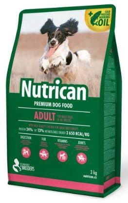 Obrázek Nutrican Dog Adult 3 kg