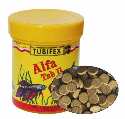 Obrázek Tubifex Alfa Tab II (lepící na sklo) 125 ml