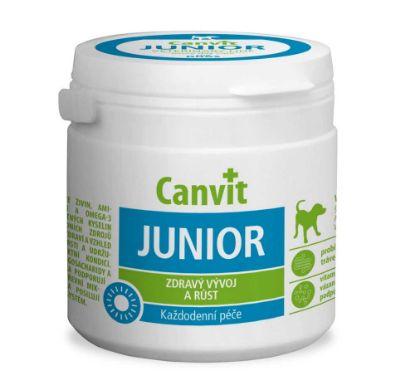 Obrázek Canvit JUNIOR pes ochucený 230 g