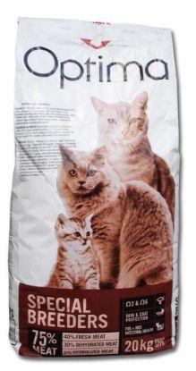 Obrázek OPTIMAnova Cat Exquisite 20 kg