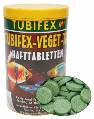 Obrázek Tubifex Veget Tab 125 ml