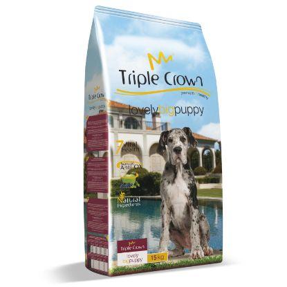 Obrázek Triple Crown Dog Puppy Big Lovely 15 kg