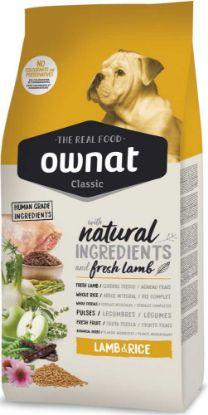 Obrázek OWNAT Dog Classic Lamb & Rice 4 kg