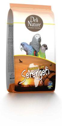 Obrázek Deli Nature Amazonas Park africký papoušek 2 kg
