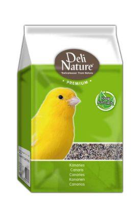 Obrázek Deli Nature Premium kanárek 1 kg