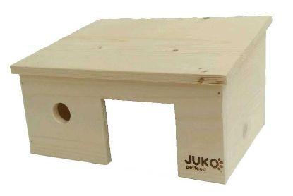 Obrázek Domek šikmá střecha morče