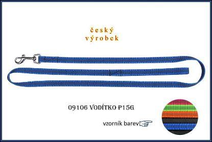 Obrázek Vodítko popruh, různé dekory 1,5 x 140 cm