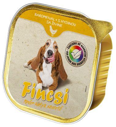 Obrázek Fincsi Dog drůbeží vanička 300 g