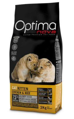 Obrázek OPTIMAnova Cat Kitten 2 kg