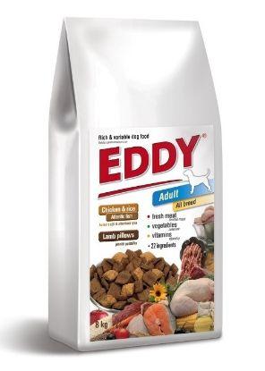 Obrázek Eddy Dog Adult All Breeds 8 kg