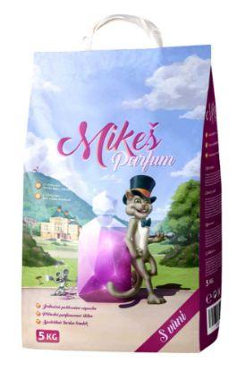 Obrázek MIKEŠ Parfum hrudkující s vůní 5 kg