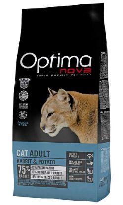 Obrázek OPTIMAnova Cat Rabbit & Potato GF 2 kg