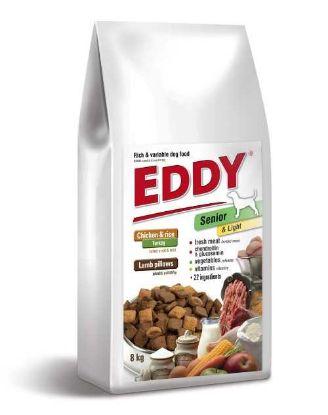 Obrázek Eddy Dog Senior & Light 8 kg