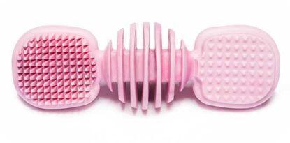 Obrázek Kousací dentální kartáček plast 19 cm