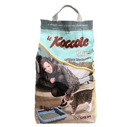 Obrázek Le Koccole stelivo hrudkujicí 5 kg