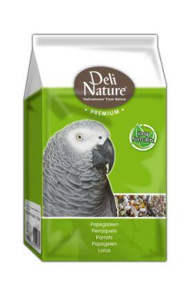 Obrázek Deli Nature Premium PARROTS velký papoušek 800 g