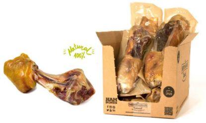Obrázek Serrano Mega Meaty Ham Bone - obří masová šunková kost cca 550 g