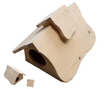 Obrázek Domek tyrol morče
