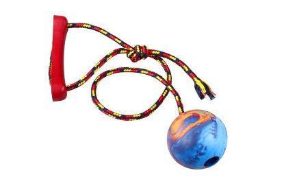 Obrázek Přetahovadlo míč na šňůře 8 cm