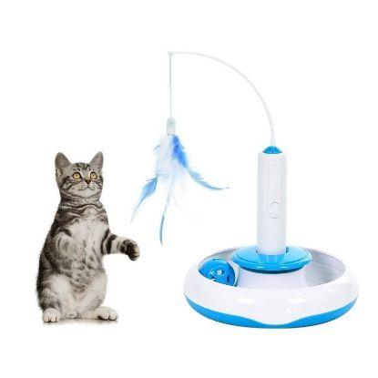 Obrázek Interaktivní hračka pro kočku 3v1