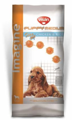Obrázek Imagine Dog Puppy Medium 12,5 kg