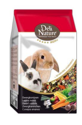 Obrázek Deli Nature 5 Menu zakrslý králík 2,5 kg