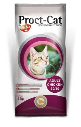 Obrázek Proct-Cat Adult Chicken 4 kg
